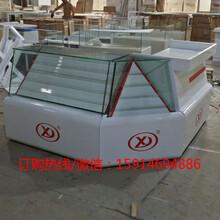 供应井岸镇烟柜展示玻璃架中国烟草专卖展台销售柜超市收款台烟草转角柜