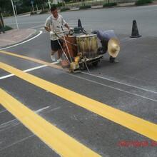 泉州热熔标线厂家/晋江车库划线施工/南安道路划线