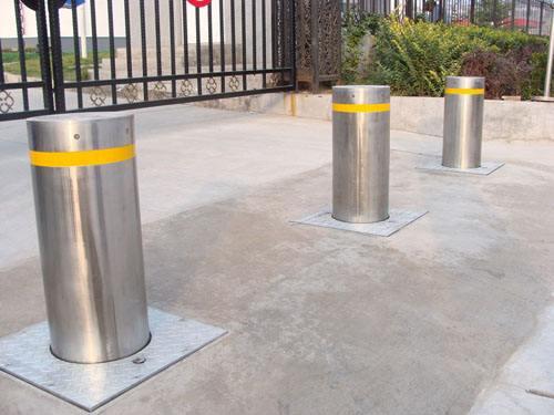 泉州液压升降柱厂家/泉州电动防撞柱销售/泉州防冲撞路桩安装-升降柱