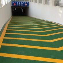 泉港厂区划道路线/石狮停车场划线施工/泉州热熔标线厂家