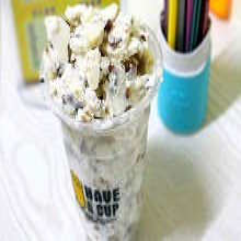 重庆炒酸奶的做法餐饮小吃技术培训