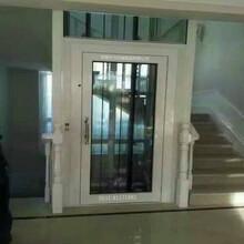 定做家用电梯简易无机房室内外二三四五层小型别墅电梯固定式升降机