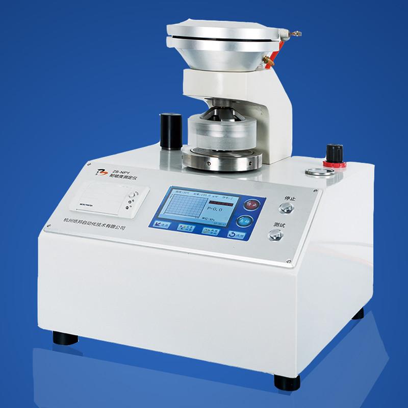 杭州纸邦ZB-NPY1600/5600耐破度试验机