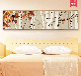 郑州佳和家居白桦树现代简约冰晶玻璃卧室床头装饰画沙发背景墙酒店挂画