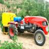 小型四轮拖拉机农用种植低矮型旋耕机果园专用偏坐拖拉机