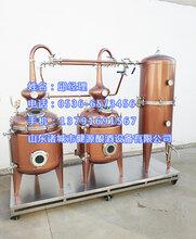 专业生产技术先进白兰地蒸馏设备葡萄酒设备图片