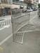 北京朝阳高碑店周边小区护网不锈钢护栏安装断桥铝门窗