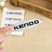 厂家订制标牌金属茶水标丝印印刷高光拉丝彩色铝牌