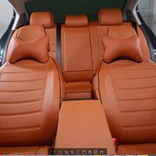 东风本田CRV-汽车坐垫(汽车座椅套参考)安装视频拆装方法图片