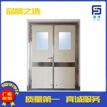 厂家直销定制甲级钢制门密闭式钢制净化门净化产品