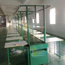 厂家直销深圳皮带式流水线输送流水线电子厂生产线物流分拣线