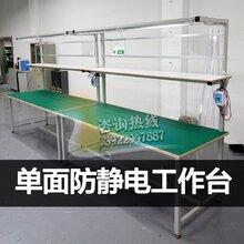防静电工作台品牌厂家操作台车间作业桌平面桌子