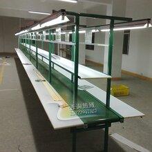 供应流水线输送线电子厂玩具厂通用生产线装配线图片