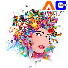 深圳安创活性数码印花,热转印印花,胶印