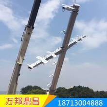 福建10kv电力钢管塔35kv电力钢管塔
