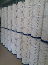 除塵濾筒行業領先圖片