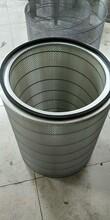 武漢除塵濾筒生產廠家圖片