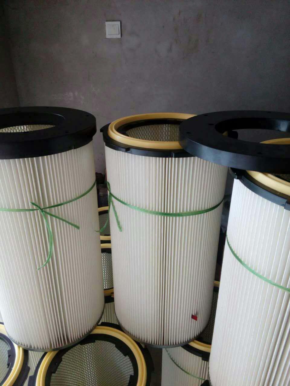 德阳除尘滤筒制造商