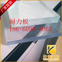 遮雨棚专用中空阳光板1mm实心耐力板阳光瓦采光瓦批发价格图片
