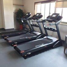 宿州萧县健身器材跑步机家用商用椭圆机图片