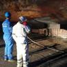江苏盐城油罐管道切割机高压水射流装置便携式移动水刀小型