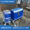化工用安全防爆拆除危險多功能高壓水刀切割機物容器用水刀高壓
