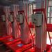 铝合金升降机单柱移动升降货梯电动小型液压升降平台高空作