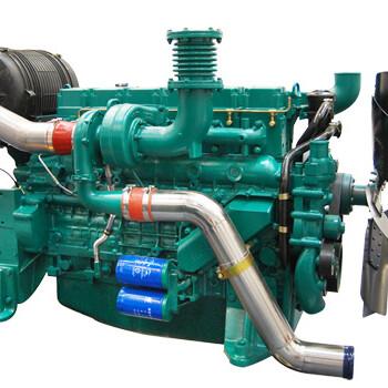 潍坊固定动力型柴油机潍坊4100P水泥罐车用发动机离合器皮带轮