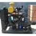 濰坊濰柴R4105ZP四缸柴油機70KW千瓦配套礦山設備粉碎機用1發動機
