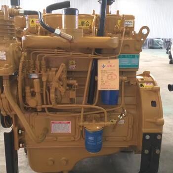 潍坊柴油机厂家48KW工程车辆用柴油机打气泵转向助理专配