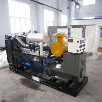 200千瓦发电机组有刷全铜三相电机380V潍柴斯太尔柴油发电机
