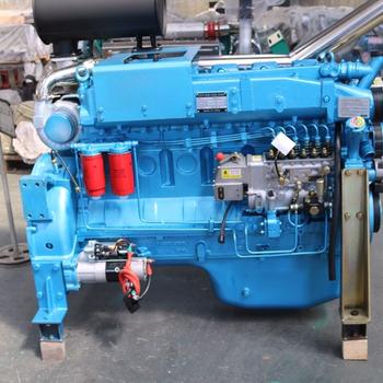 潍柴618柴油机6126柴油发电机组全铜无刷柴油机大型300KW柴油机柴油发电机组厂家现货