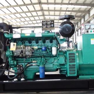 潍柴康明斯上柴120KW柴油发电机组R6105AZLD柴油机厂家供应全铜无刷电机图片1