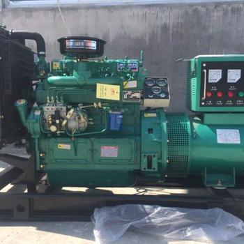 30千瓦柴油发电机组潍柴动力30千瓦柴油发电机四缸纯铜无刷380V
