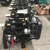 柴油機組帶皮帶輪水冷柴油發電設備38kw柴油機52馬力發電機組