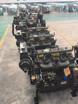 潍柴船用挂浆机用潍坊4100柴油机皮带轮1500-2400转