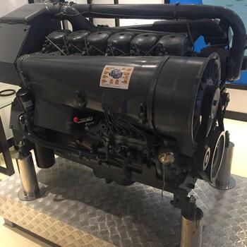 北內柴油機F6L912風冷柴油機六缸廠家銷售