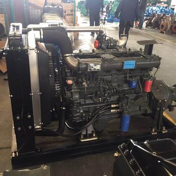 华丰R6105AZLP柴油机130KW柴油发动机180马力中冷增压柴油机破碎机碎石机专用柴油机