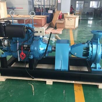 柴油机抽水泵农用F3L912风冷柴油机离心泵厂家直销