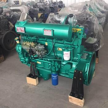 濰坊R6110ZLD發動機機柴油發電機組150KW六缸柴油發電機現貨供應