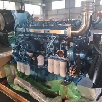 濰柴動力博杜安濰柴600KW柴油發電機組濰柴大功率柴油機