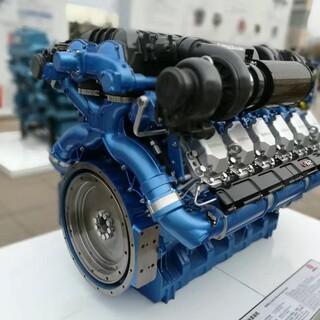 潍柴动力博杜安潍柴600KW柴油发电机组潍柴大功率柴油机图片5