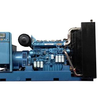 潍柴动力博杜安潍柴600KW柴油发电机组潍柴大功率柴油机图片6