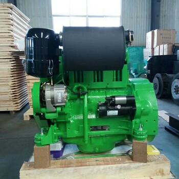 北内风冷两缸柴油机1800转17千瓦发动机价格