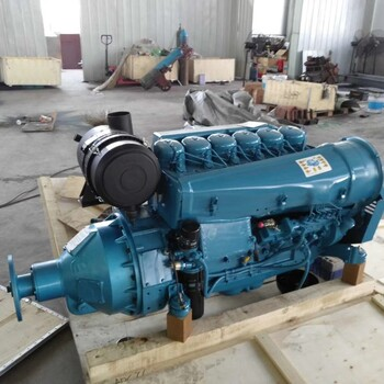 北京北内风冷柴油机BF6L913增压六缸106千瓦固定动力