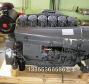 北内道依茨发电用柴油机风冷发动机