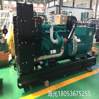 潍柴发电用柴油机WP10D320E200P配套无锡星诺电机道依茨系列图片3