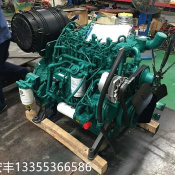 潍柴国三发电用WP4D80E311柴油机电喷高压共轨60HZ赫兹1800转
