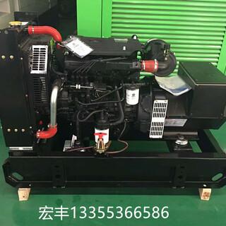 40千瓦潍柴扬动发电设备60赫兹WP2.3D41E201/WP2.3D47E201图片1