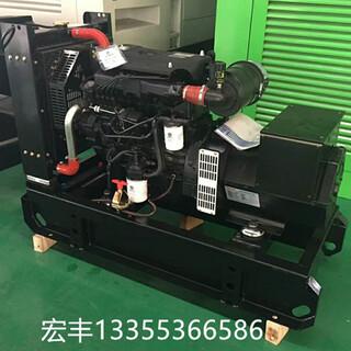 40千瓦潍柴扬动发电设备60赫兹WP2.3D41E201/WP2.3D47E201图片2